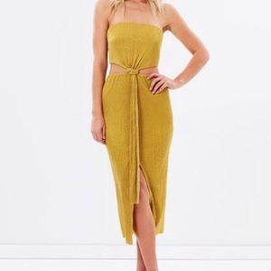BEC & Bridge, Marigold Dress, Size 4